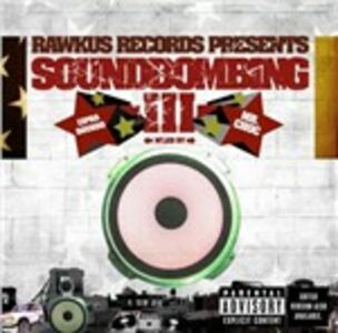 CD Soundbombing vol.III