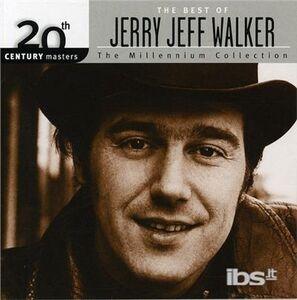CD Millennium Collection di Jerry Jeff Walker