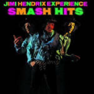 CD Smash Hits di Jimi Hendrix