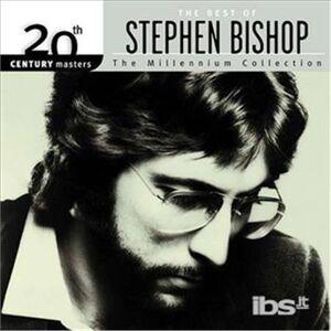 Foto Cover di Millennium Collection, CD di Stephen Bishop, prodotto da Mca
