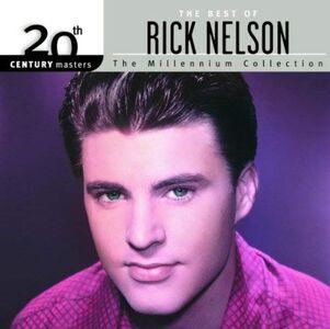 CD 20th Century Masters di Rick Nelson