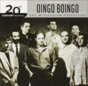CD 20th Century Masters di Oingo Boingo