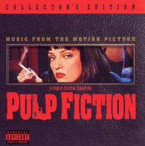 CD Pulp Fiction (Colonna Sonora)