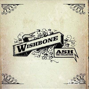 CD Wishbone Ash. The Collection di Wishbone Ash