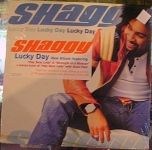 Vinile Lucky Day Shaggy