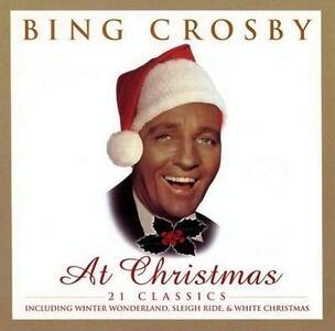 At Christmas - CD Audio di Bing Crosby