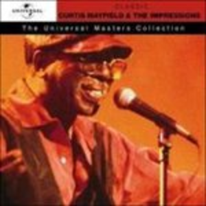 CD Masters Collection: Curtis Mayfield di Curtis Mayfield