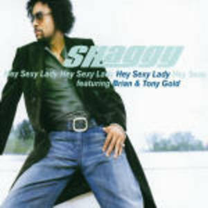 CD Hey Sexy Lady di Shaggy