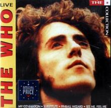 Live the Collection - CD Audio di Who