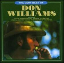 Very Best of - CD Audio di Don Williams