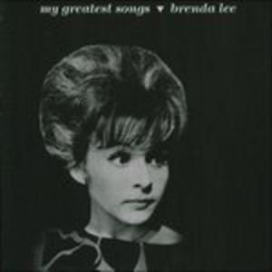 CD My Greatest Songs di Brenda Lee