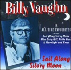 CD Sail Along Sil'Vry Moon di Billy Vaughn