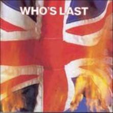 Who's Last - CD Audio di Who