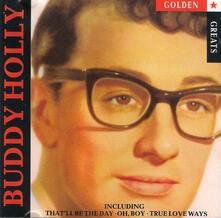 Golden Greats - CD Audio di Buddy Holly