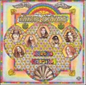 Foto Cover di Second Helping, CD di Lynyrd Skynyrd, prodotto da Import