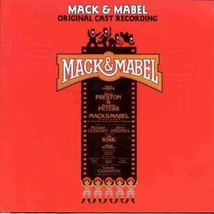 Mack & Mabel (Colonna Sonora) - CD Audio