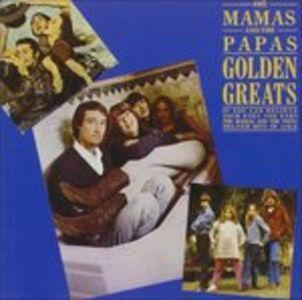 CD Golden Greats di Mamas and the Papas