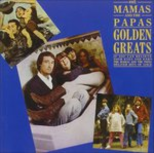 CD Golden Greats di Mamas and the Papas