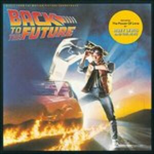 CD Back to the Future (Colonna Sonora)