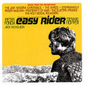 CD Easy Rider (Colonna Sonora)
