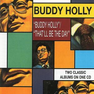 Buddy Holly - CD Audio di Buddy Holly