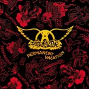 CD Permanent Vacation di Aerosmith