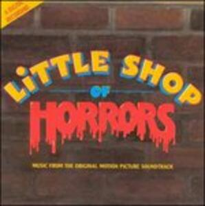 Little Shop of Horrors (Colonna Sonora) - CD Audio