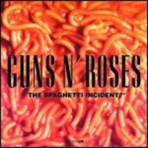 CD Spaghetti Incident? di Guns N' Roses