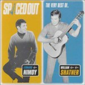 CD Spaced Out. The Very Best di William Shatner