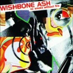 CD No Smoke Without Fire di Wishbone Ash