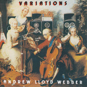 Variations - CD Audio di Andrew Lloyd Webber