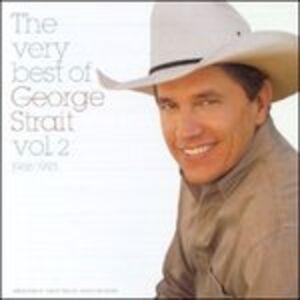 CD The Very Best of George Strait vol.2 1988-1993 di George Strait