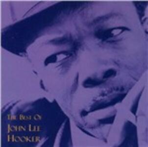 Best of - CD Audio di John Lee Hooker