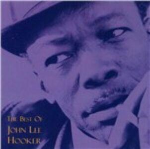 Foto Cover di Best of, CD di John Lee Hooker, prodotto da Spectrum