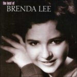 Foto Cover di Best of, CD di Brenda Lee, prodotto da Mca