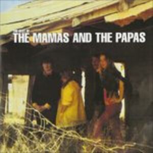 Foto Cover di Best of, CD di Mamas and the Papas, prodotto da Import