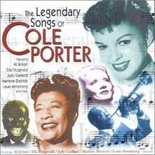 Legendary Songs Of Cole Porter - CD Audio