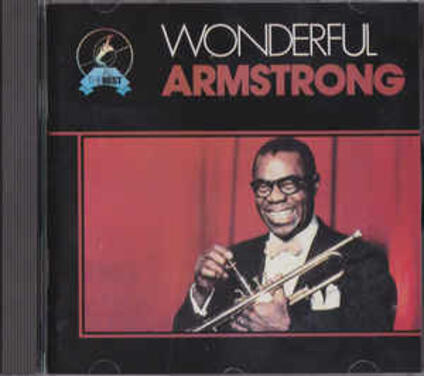 Wonderful Armstrong - CD Audio di Louis Armstrong