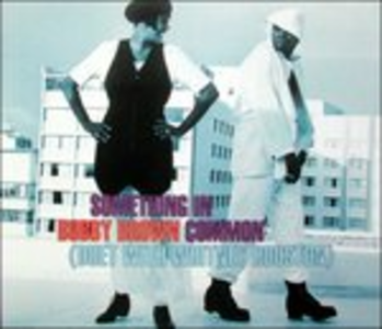 CD Something in Common Whitney Houston , Bobby Brown