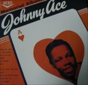 CD Memorial Album di Johnny Ace