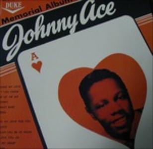 CD Memorial Album di Johnny Ace
