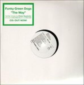 Vinile Way Funky Green Dogs