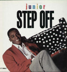 Step Off - Vinile 10'' di Junior