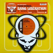 Bang Liberation - Vinile LP di Funky Derrick