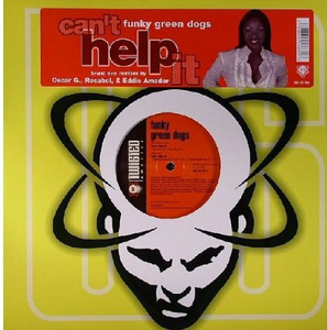 Vinile Can't Help it Funky Green Dogs