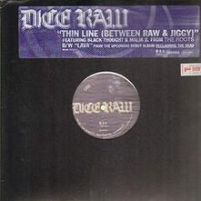 Thin Line - Vinile LP di Dice Row