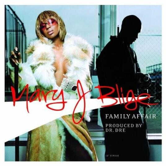 Family Affair - Your Child - CD Audio Singolo di Mary J. Blige