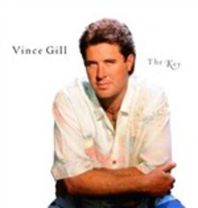 Foto Cover di Key, CD di Vince Gill, prodotto da Mca