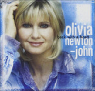 CD Back with a Heart di Olivia Newton-John
