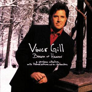 CD Breath of Heaven di Vince Gill